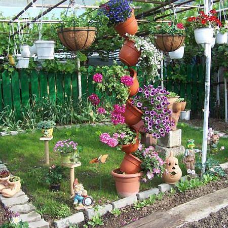 Skvel npady do vaej zhrady Pestovanie Zhrada a