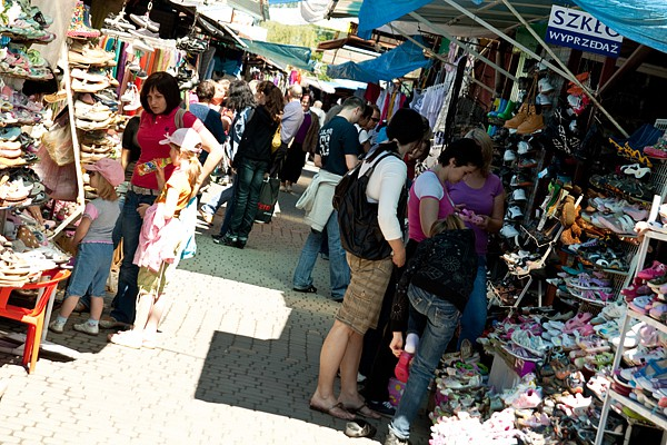 6d170671fe74 Kam do Poľska na trhy  - Nakupovanie - Životný štýl